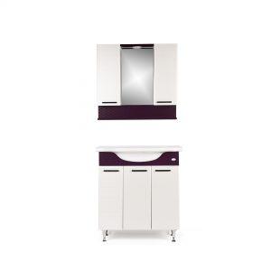 Classical PVC Bathroom Cabinets