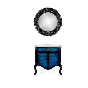 Lux PVC  Bathroom Cabinets